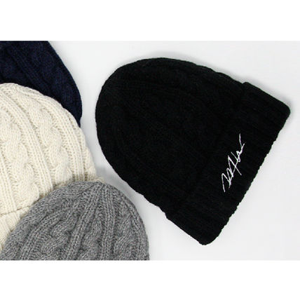 Unisex Collaboration Knit Hats