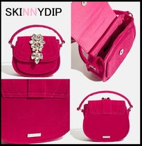 SKINNYDIP Plain Party Style Elegant Style Party Bags