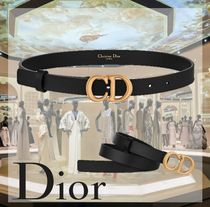 Christian Dior Saddle Belt