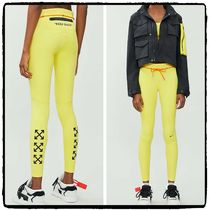 Off-White Street Style Collaboration Yoga & Fitness Bottoms