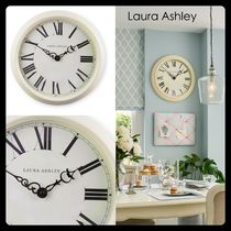 Laura Ashley Unisex Blended Fabrics Clocks
