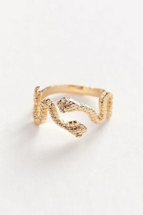 Casual Style Party Style Rings