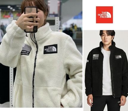 THE NORTH FACE Unisex Fleece Jackets Outerwear