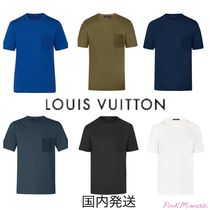 Louis Vuitton DAMIER Luxury T-Shirts