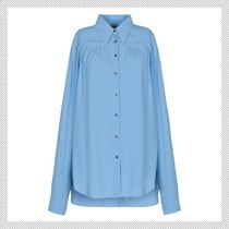 N21 numero ventuno Silk Plain Office Style Shirts & Blouses