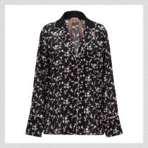 N21 numero ventuno Flower Patterns Silk Shirts & Blouses