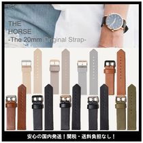 The Horse Casual Style Leather Office Style Elegant Style Watches