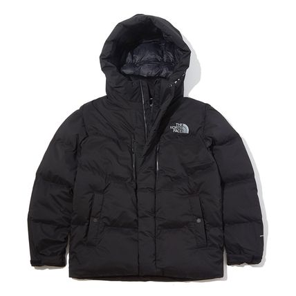 THE NORTH FACE WHITE LABEL Unisex Street Style Plain Logo Down Jackets