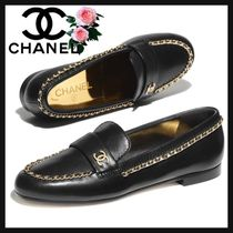 CHANEL Casual Style Street Style Plain Party Style Home Party Ideas