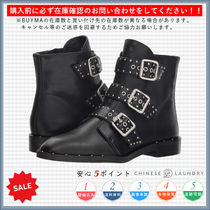 CHINESE LAUNDRY Round Toe Casual Style Boots Boots