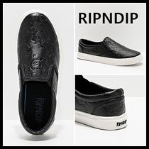 RIPNDIP Camouflage Loafers & Slip-ons