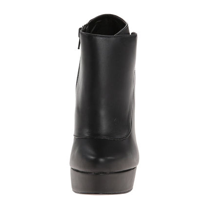 CHINESE LAUNDRY Casual Style Plain Pin Heels High Heel Boots