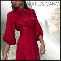 Matilde Cano Cropped Party Style Elegant Style Shirts & Blouses