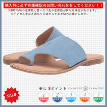 CHINESE LAUNDRY Open Toe Casual Style Plain Sandals Sandal