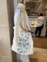 DEAN&DELUCA Tropical Patterns Totes
