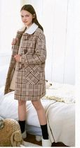 Gingham Tartan Other Check Patterns Casual Style Medium