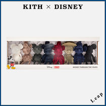 KITH NYC Street Style Collaboration Action Toys & Figures