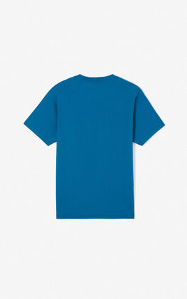 KENZO Crew Neck Crew Neck Unisex Street Style Cotton Short Sleeves 3