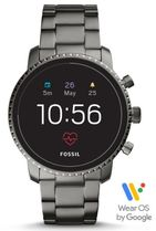 Fossil Unisex Blended Fabrics Street Style Smartwatch