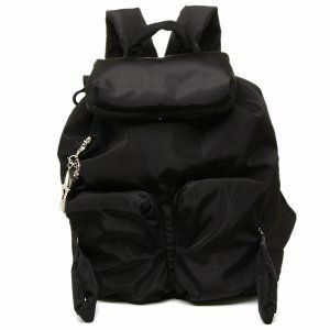 Nylon A4 Plain Backpacks