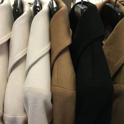 Michael Kors Plain Coats