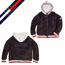 Tommy Hilfiger Short Rib Long Sleeves Oversized Logos on the Sleeves