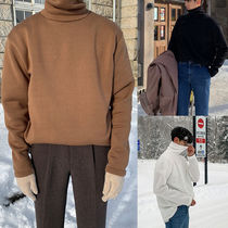 ASCLO Street Style Long Sleeves Oversized Sweaters