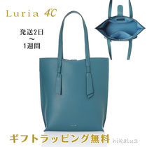 4℃ Casual Style A4 Plain Leather Office Style Elegant Style