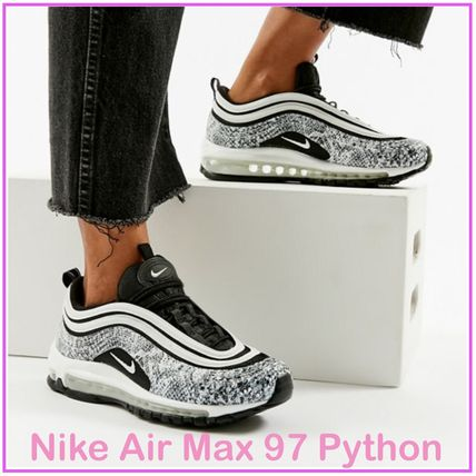 Nike AIR MAX 97 2019 20AW Casual Style Street Style Low Top Sneakers