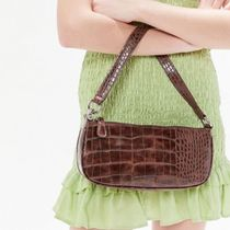 Urban Outfitters Casual Style Faux Fur Street Style Shoulder Bags