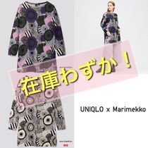 UNIQLO Collaboration Long Sleeves Medium Tunics