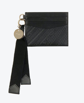 GIVENCHY Leather Logo Card Holders