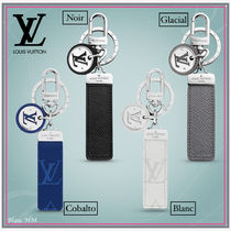 Louis Vuitton Unisex Leather Keychains & Holders