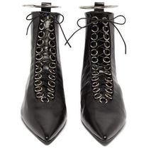 Jil Sander Casual Style Street Style Plain Boots Boots