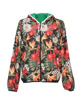 Franklin and Marshall Flower Patterns Jackets