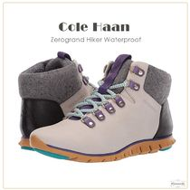 Cole Haan Mountain Boots Casual Style Blended Fabrics Bi-color