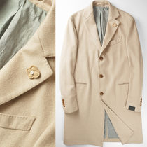 LARDINI Cashmere Long Special Edition Chester Coats