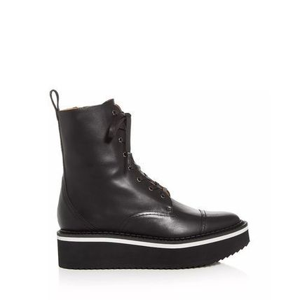 Lace-up Lace-up Boots