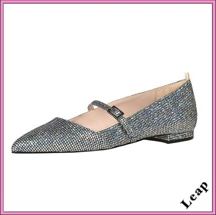 Casual Style Plain Party Style Elegant Style Glitter
