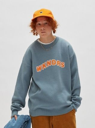 Pullovers Unisex Long Sleeves Sweaters