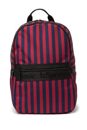 Stripes Nylon A4 Totes