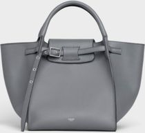 CELINE Big Bag Casual Style 2WAY Plain Leather Crossbody Handbags