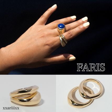 Casual Style Party Style Silver Elegant Style Rings