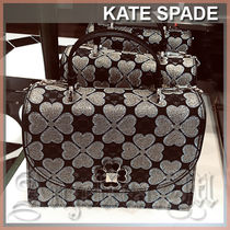 kate spade new york Flower Patterns Casual Style 2WAY Party Style Office Style