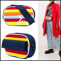 Perfect Moment Casual Style Nylon Office Style Hip Packs