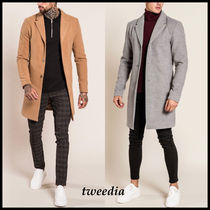 Bee Inspired Clothing Plain Long Chester Coats
