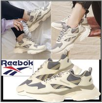 Reebok Casual Style Unisex Street Style Low-Top Sneakers