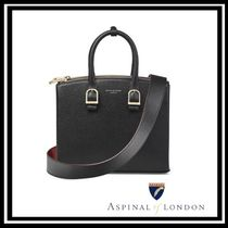 Aspinal of London Casual Style Leather Elegant Style Totes