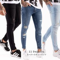 11 Degrees Street Style Skinny Jeans
