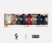 KITH NYC Collaboration Action Toys & Figures